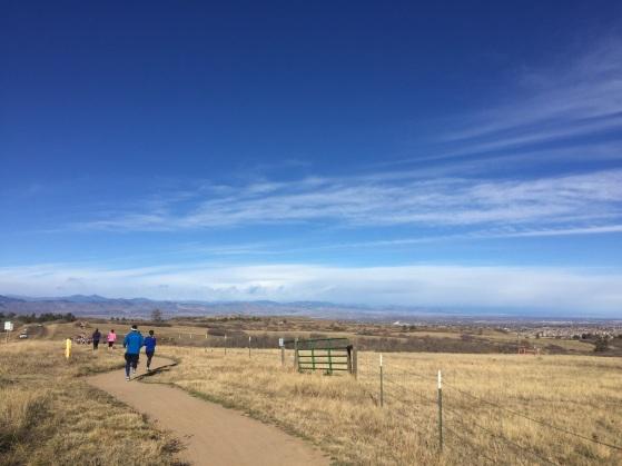 Beautiful Colorado Sky