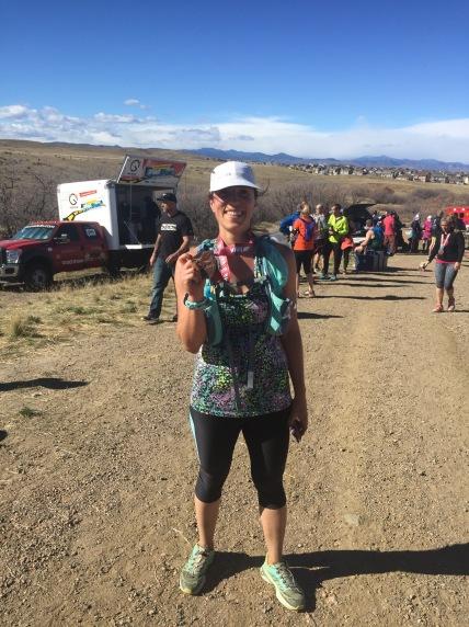 I did it! I had a great run!